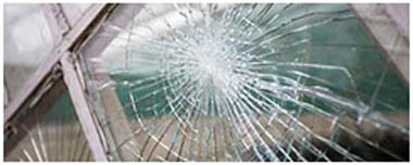 Tynemouth Smashed Glass